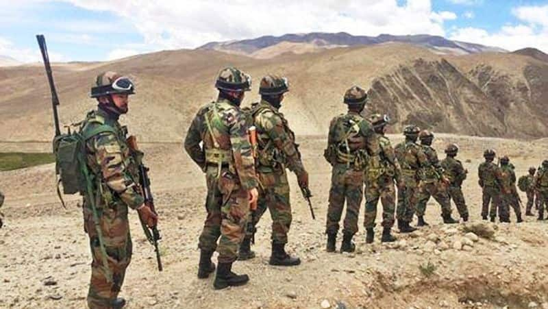 Indian Army takes control of 6 new major heights on LAC with China