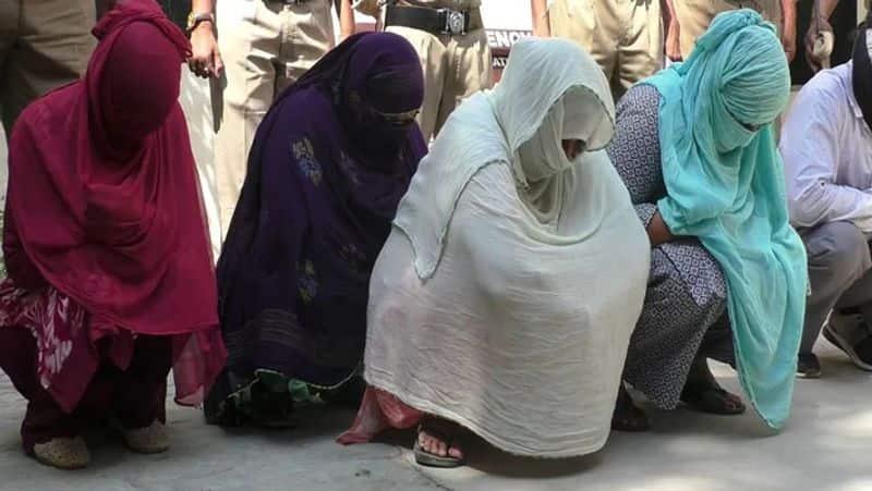 tumkur prostitution gang set up tunnel