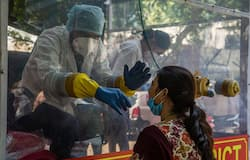 <p>There are 4,43,794 active cases of coronavirus infection in the country which comprises 4.92% of the total caseload, the data stated.</p>