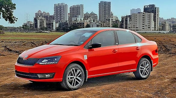Skoda Rapid CNG Plans Cancelled