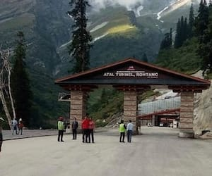 PM Modi to inaugurate world's longest tunnel in Rohtang on October 3, Defense Minister Rajnath Singh will also be present