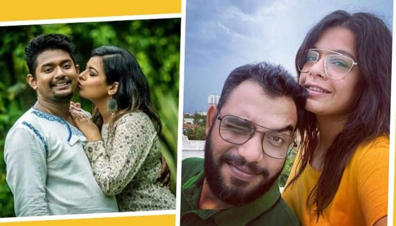 just after marriage Iman Chakraborty reveals the name of her crush Brd
