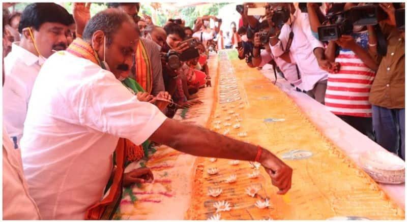 Case filed against Tamil nadu bjp leader L.Murugan