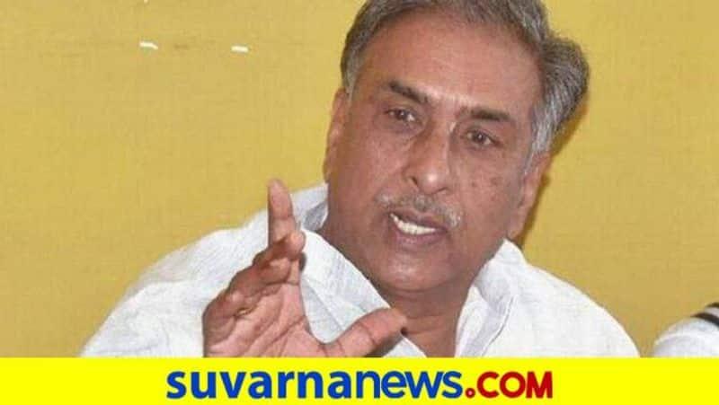 Speaker Basavaraj Horatti Talks Over Belagavi Session grg