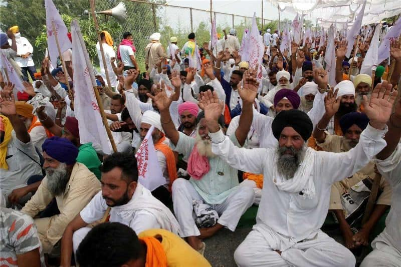 Assuring MSP will remain, PM Modi sends out message to agitated Punjab farmers staging protests