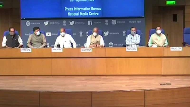 Whatever happened was painful, says Rajnath Singh on ruckus over Farm Bills in Rajya Sabha