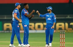 <p>As for the Super Over, KXIP could manage only a couple of runs, which came off the opening delivery, while KL Rahul and Nicholas Pooran were dismissed off Rabada in the next two deliveries. Meanwhile, DC scored the winning runs in just two balls, with Rishabh Pant getting the better of Mohammed Shami, as we take a look at the various records scripted during this thriller.</p>