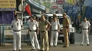 West Bengal Police team beaten up in Uttar Pradesh aligarh, the police had arrived to arrest the BJP leader