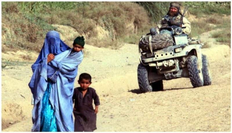 Story of Khatera Hashemi, Afghan police woman, whose eyes were gouged out by Taliban ALB