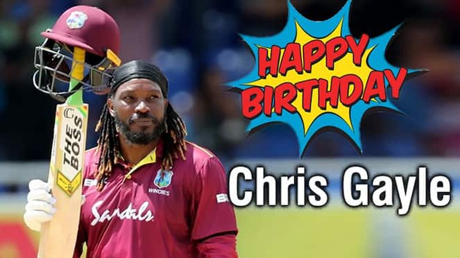 Happy Birthday Chris Gayle: Check out these 6 IPL records held by the 'Universe Boss'-ayh