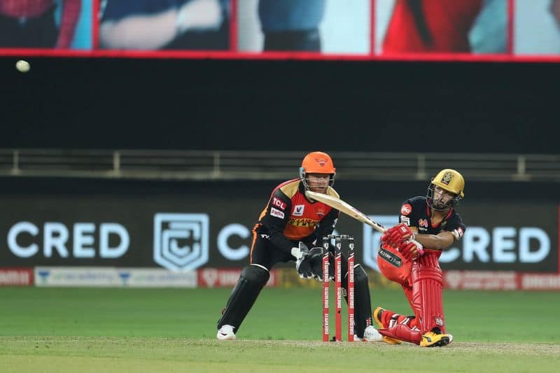 IPL 2020 RCB beat SRH by 10 runs