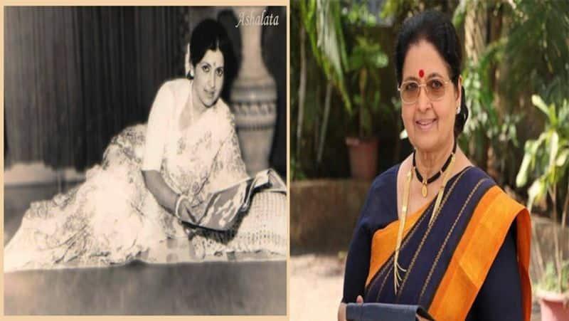 Ashalata Wabgaonkar passed away at 83, she was tested corona positive dva