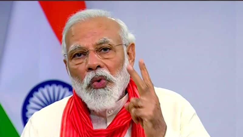 PM Modi stresses NEP will play a huge role in Atmanirbhar Bharat