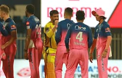 """<p style=""""text-align: justify;"""">The match in Dubai witnessed the lowest first innings score of this season of the Indian Premier League (IPL). Chennai Super Kings (CSK) continued to struggle with the bat and managed to put a total of just 125 runs on the board. Chasing the same, Rajasthan Royals (RR) did struggle a bit but managed to win by a good seven-wicket margin.&nbsp;<br /> <strong>Let's just hog some light on the talking points of the low scoring match.</strong></p>"""