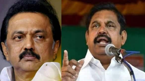 Are you trying to buy AIADMK people and destroy AIADMK ..? slam edappadi palanisamy