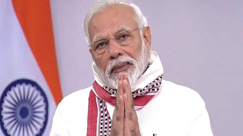 PM Modi makes it to Time magazines 100 Most Influential People 2020