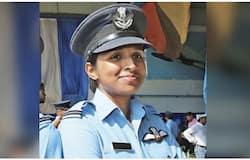 <p>Flight Lieutenant Shivangi Singh</p>