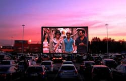 <p>drive in cinema</p>