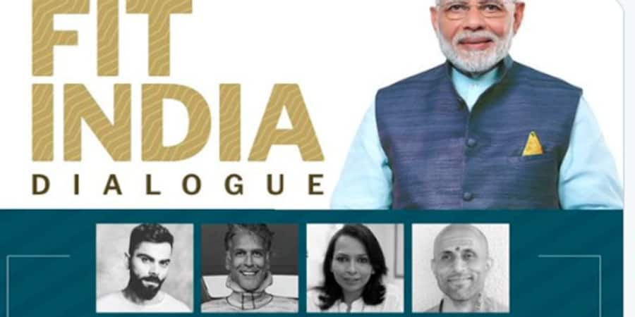 Indias Top Athletes To Take Part In Fit India Dialogue with PM Narendra Modi BSS