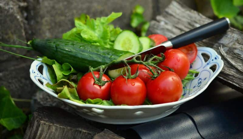 Know about why cucumbers and tomatoes should not eat together BDD