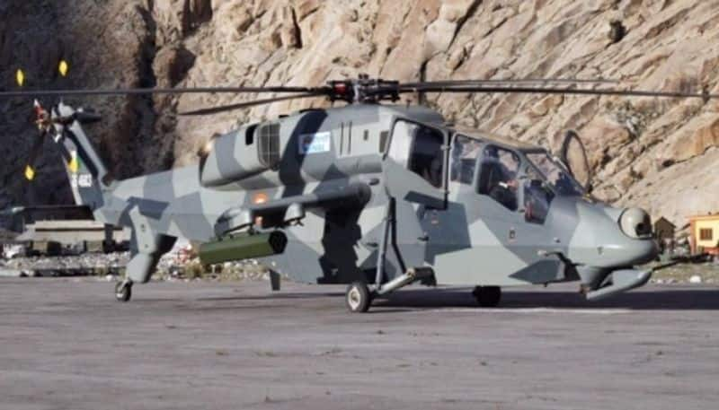 Indian made choppers to help troops deployed at forward posts in Ladakh