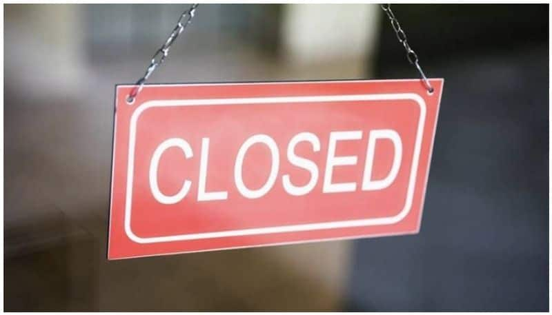 two restaurants and one barber shop closed in Ajman
