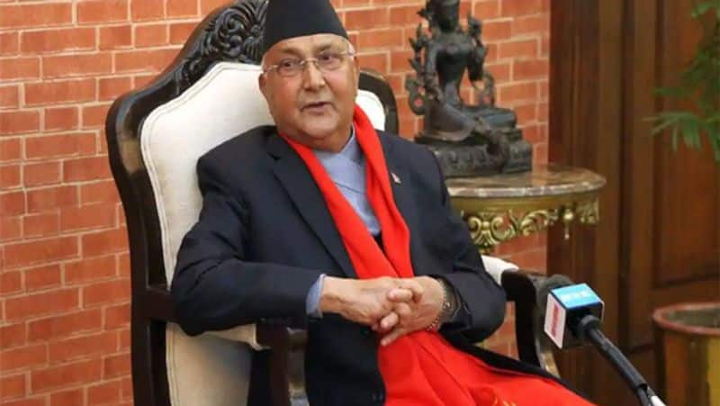 Nepal becomes dragon's parrot, now surrounded by evil on India's evil