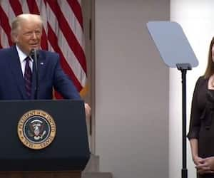 US President Trump made Judge Amy Connie Barrett the Supreme Court judge of the country, Biden objected