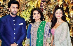 """<p style=""""text-align: justify;"""">Not only, Rishi Kapoor, Alia shares a close bond with Neetu Singh and Ranbir's sisters as well.<br /> &nbsp;</p>"""