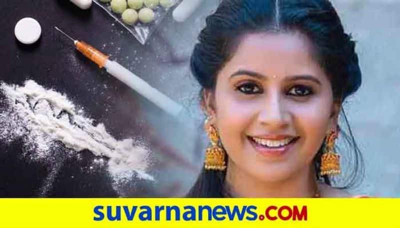 Kannada actor shivarajkumar talks about anchor anushree in druga mafia vcs