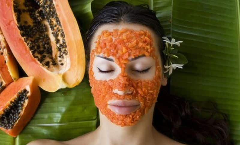 <p><strong>Papaya and Turmeric: </strong>The star bio-active enzyme found in papaya called 'papain', enlarges the hair follicle which inhibits the excess hair growth on your skin. Papaya also helps naturally exfoliating the skin, by removing the dead cells. The traditional remedy for the majority of skin problems turmeric further helps exfoliate and brighten the skin. Just peel the raw papaya and cut it into small pieces, grind them into a fine paste. Add a tablespoon of turmeric powder to the paste. With the help of your hands massage it onto the parts with excessive hair growth and let it sit for about 20 minutes. Wash it off with cold water. For best try the regime at least twice a week.</p>