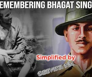 Remembering Bhagat Singhs contribution to the Indian Freedom Struggle
