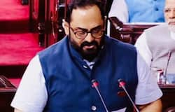 <p>Rajya Sabha MP Rajeev Chandrasekhar was appointed as the BJP national spokesperson. Meanwhile, MP Tejasvi Surya was appointed party's youth wing president, replacing Poonam Mahajan.&nbsp;</p>