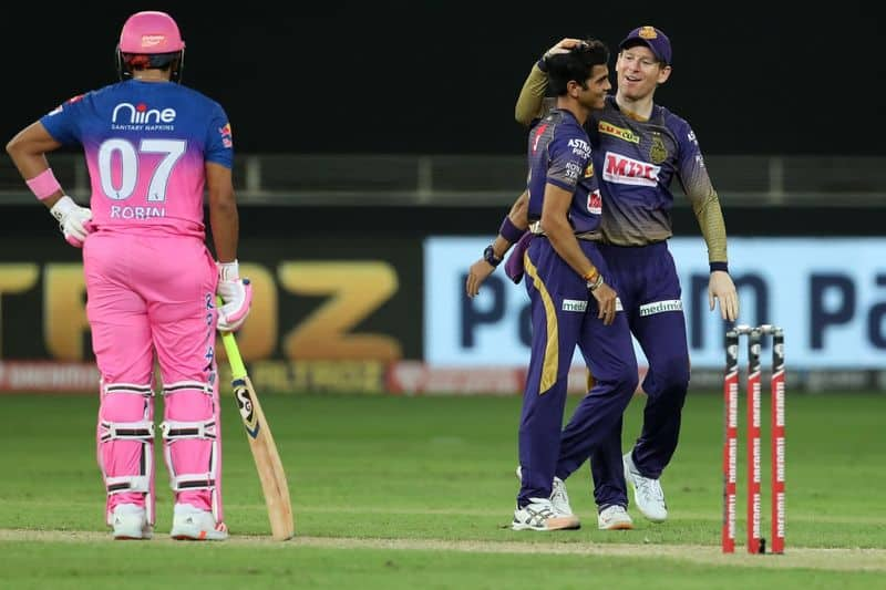 Find out the turning point of the match between KKR and RR in IPL 2020