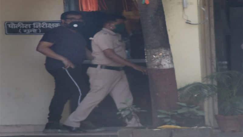 anurag kashyap visit mumbai police station according to saman BJC