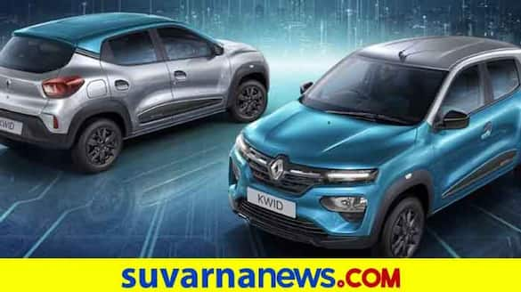 Special June offers on Renault Kwid Triber Kiger and Duster