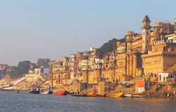<p><strong>1. Varanasi, one of the oldest inhabited places in the World</strong><br /> &nbsp;<br /> Situated on the banks of river Ganges the holy city of Banaras or Varanasi is at least 3000 years old. According to Hindu Mythology, Lord Shiva found this city 5000 years ago.</p>