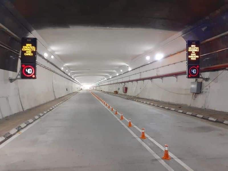 How Atal Tunnel project was initiated by Jawaharlal Nehru and later on Atal Bihari Vajpayee