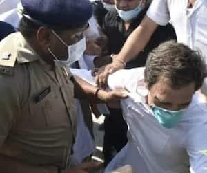 Hathras gangrape Case Rahul Gandhi go to meet victim family News And updates KPY