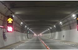 <p>Atal Tunnel</p>
