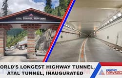 World's longest highway tunnel, Atal Tunnel, inaugurated