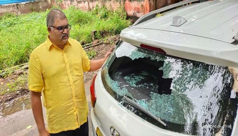 tension situation at pattabhiram house