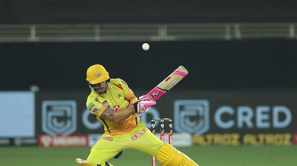 csk beat punjab kings by 6 wickets in ipl 2021