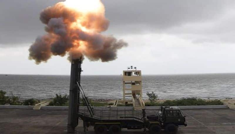 India successfully test-fires Supersonic Missile Assisted Release of Torpedo