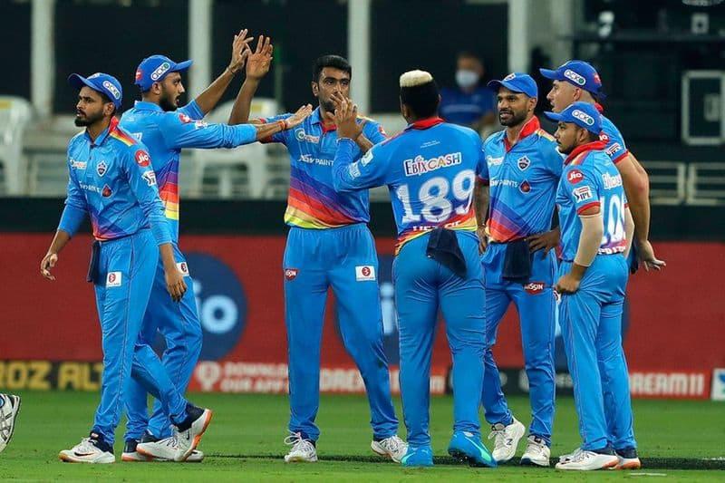 Delhi Capitals defeat Royal Challengers Bangalore by 59 runs in IPL 2020