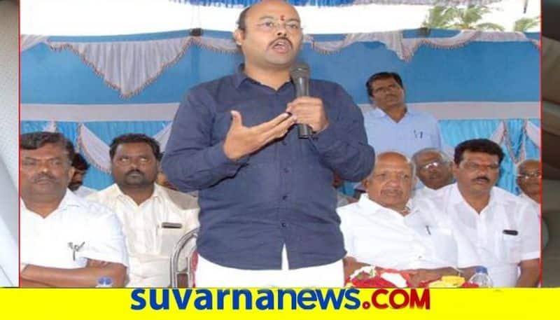 Congress Yathindra Siddaramaiah Talks about Mysuru Mayor Poll rbj