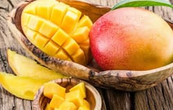 <p><strong>Mango: </strong>This popular summer fruit is packed with vitamin A, an antioxidant that wards off bacteria and infections from the surface of the eye. Paucity of vitamin A causes dryness and clouding, which may cast some risk for general eye health.</p>