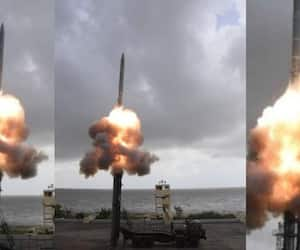 The Navy of four countries including India showed strength on the last day of the Malabar exercise