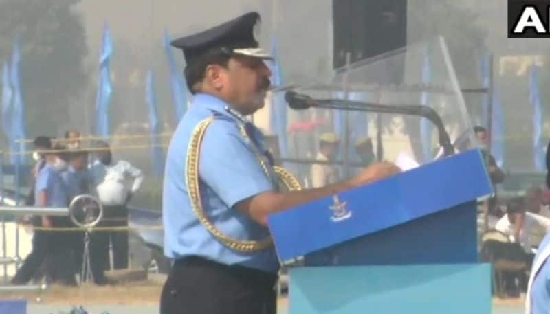 Air Force Day 2020 Rafales steal the show as Air Chief asserts IAF will safeguard nations interests