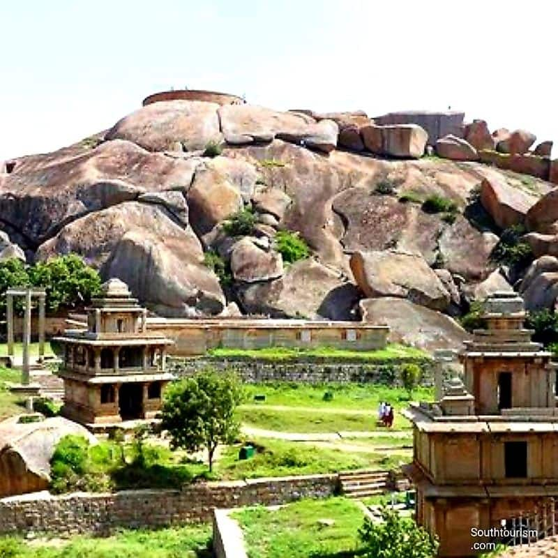 This is how the Mahabharata is linked with this historical temple